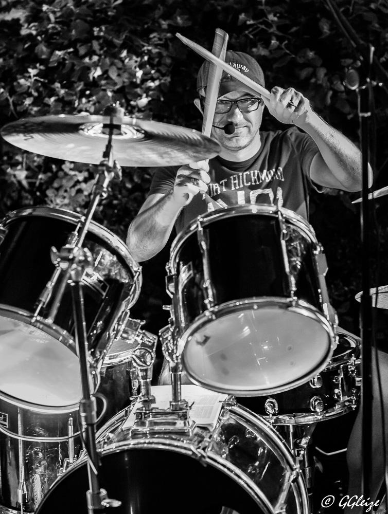 Drummer Stan