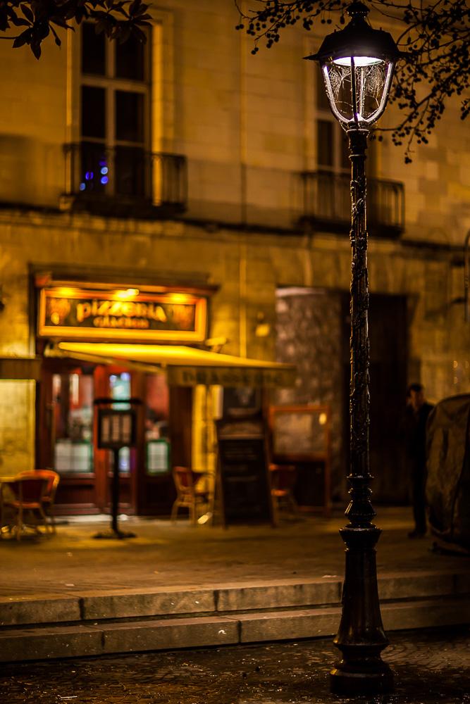 Lampadaire Photographe Tours
