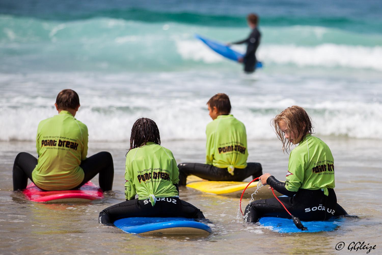 Surf School Photographe Tours
